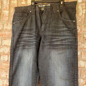 Pelle pelle denim jeans 36x34